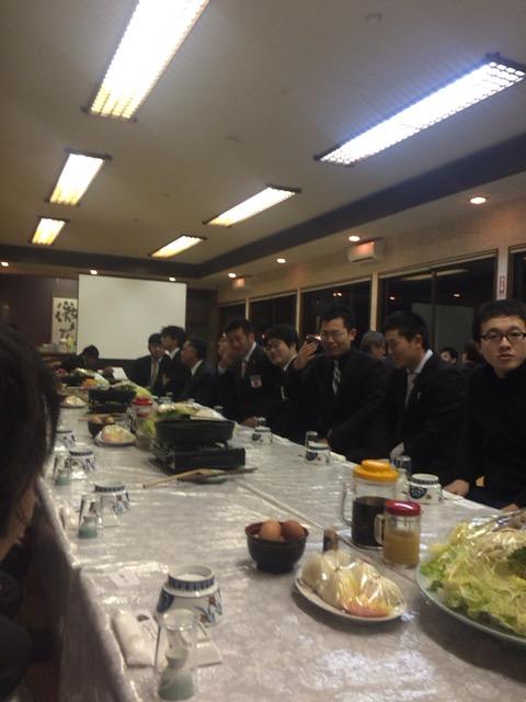 一般社団法人小林青年会議所様新年会
