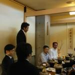 5月第1例会 上原雄三試食講演会