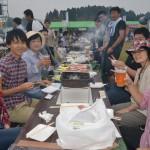 2015都城焼肉カーニバル&「肉と焼酎のふるさと・都城」花火大会